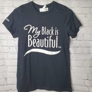 My Black is Beautiful Tee Shirts By Bella+Canvas